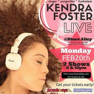 Kendra Foster