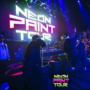 THE NEON PAINT TOUR