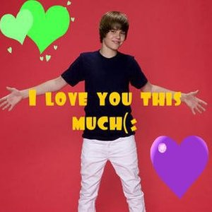 I <3 Justin Bieber