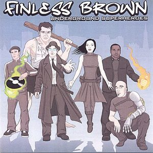 Finless Brown