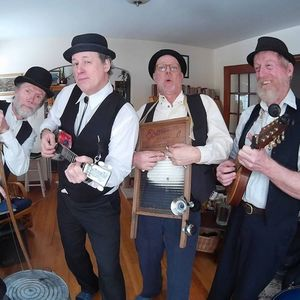 The Haltown Stompers