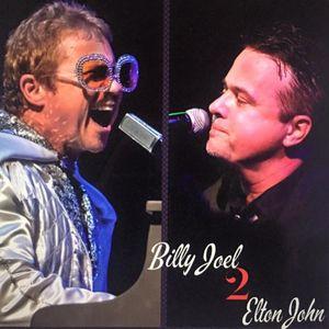 Billy Joel 2 Elton John