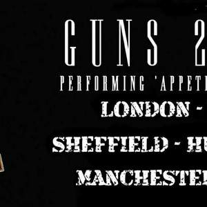 Guns 2 Roses - UK Guns N Roses Tribute