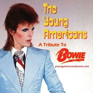 The Young Americans - David Bowie Tribute Band
