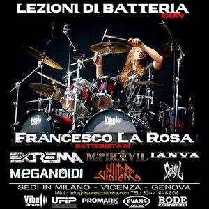 Francesco La Rosa - Drummer
