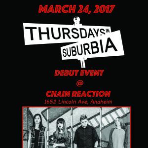 Thursdays in Suburbia