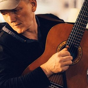 Stanislav Počaji -guitarplayer