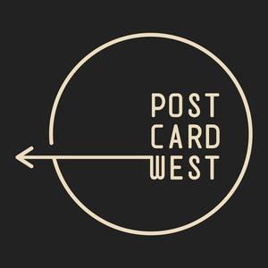 Postcard West