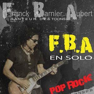 F.B.A Solo      Franck Barnier-Aubert