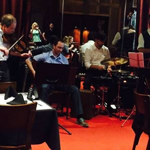 Yeager Swing Quartet