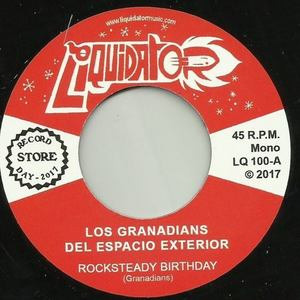 Los Granadians (Official)