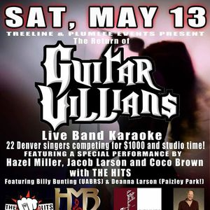 Guitar Villians Live Band Karaoke