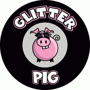 Glitter Pig