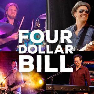 4 Dollar Bill