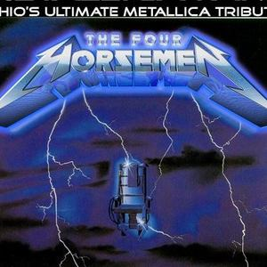 The Four Horsemen-tribute to Metallica