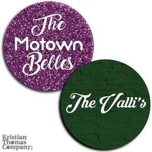 The Valli's & The Motown Belles