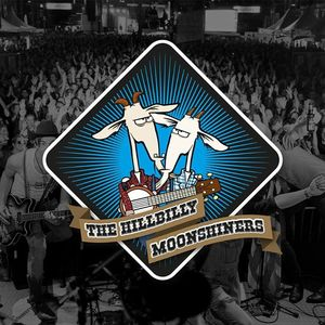 The Hillbilly Moonshiners Bluegrass Band