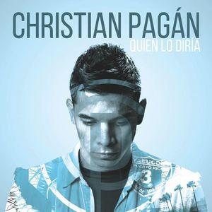 """Christian """"El Idolo"""" Pagan"""