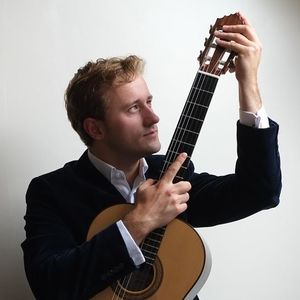 Michael Christian Durrant - Classical Guitarist