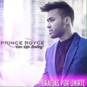 Prince Royce 'Live Life Smiling'
