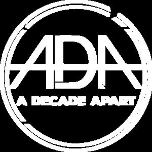 A Decade Apart
