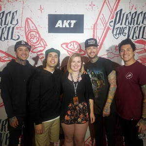 Pierce the veil tour dates 2018 concert tickets bandsintown pierce the veil at indianapolis in in egyptian roomold national centre 2017 m4hsunfo