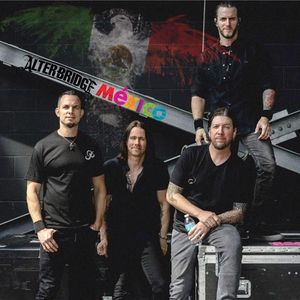 Alter Bridge Mexico