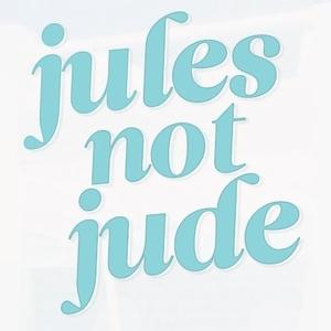 Jules not Jude