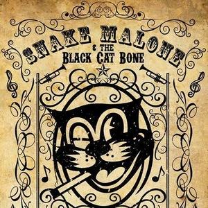 Snake Malone & The Black Cat Bone