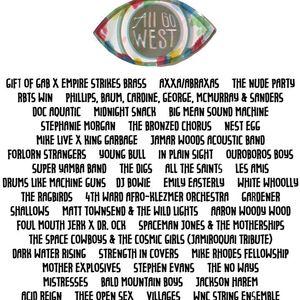 All Go West Music Festival