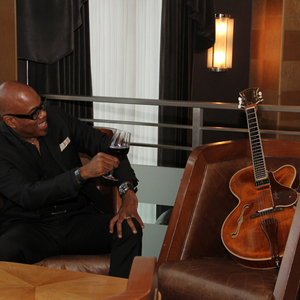 Jacques Lesure Jazz Guitarlosopher -Chukwuemeka