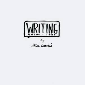 Writing animations