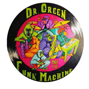 Dr. Green & the Funk Machine