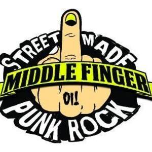 Middle Finger Punk Rock