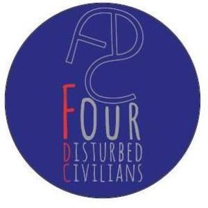 Four Disturbed Civilians