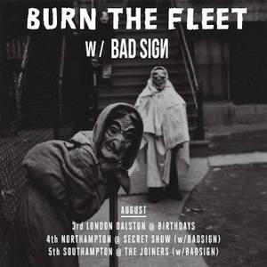 Burn The Fleet
