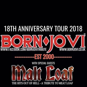 Born Jovi Tribute to Bon Jovi