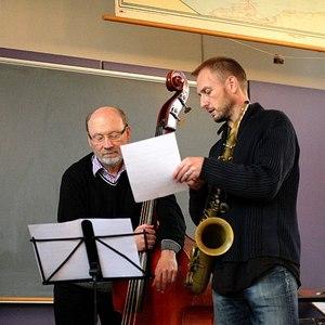 Jefsen/Kammerer Quartet