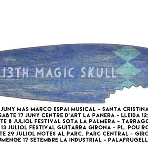 13th Magic Skull