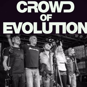 Crowd of Evolution