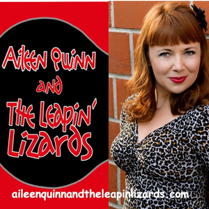 Aileen Quinn And The Leapin' Lizards