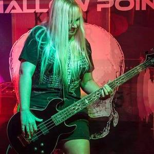 Heather Shallowpoint/ bassist for Shallowpoint