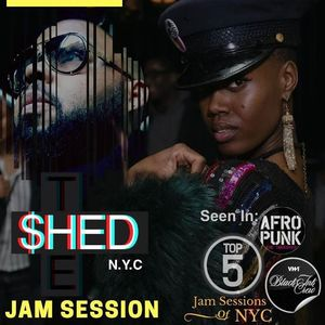 The Shed Open Jam