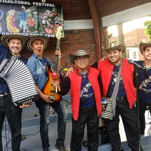 Viva Vallenato Cumbia Badass Accordion Band