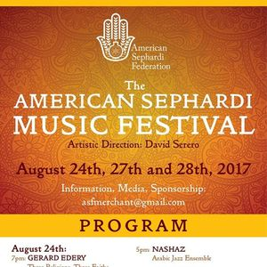 The American Sephardi Music Festival