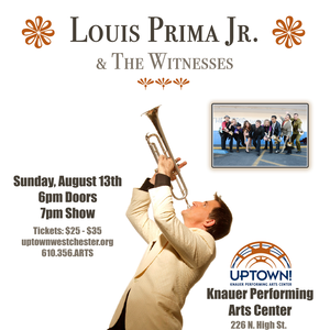 Louis Prima, Jr. and the Witnesses
