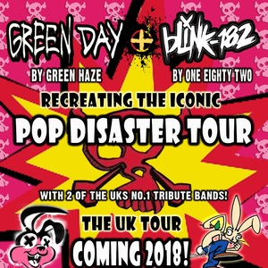 182 - UK Tribute Act To Blink 182