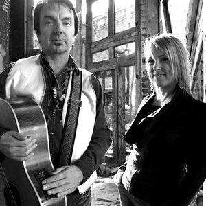 Barbara Stephan and Peter Mac