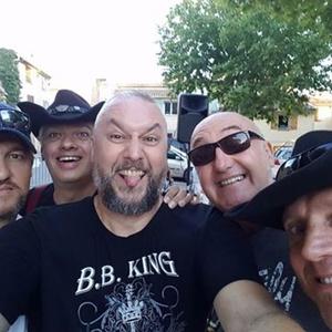 The Five Bluesmen