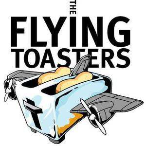 The Flying Toasters